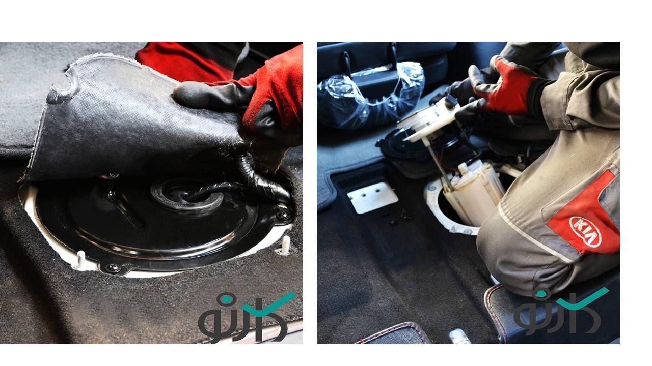 نشانه های مهم کثیفی و گرفتگی فیلتر سوخت (بنزین) چیست؟