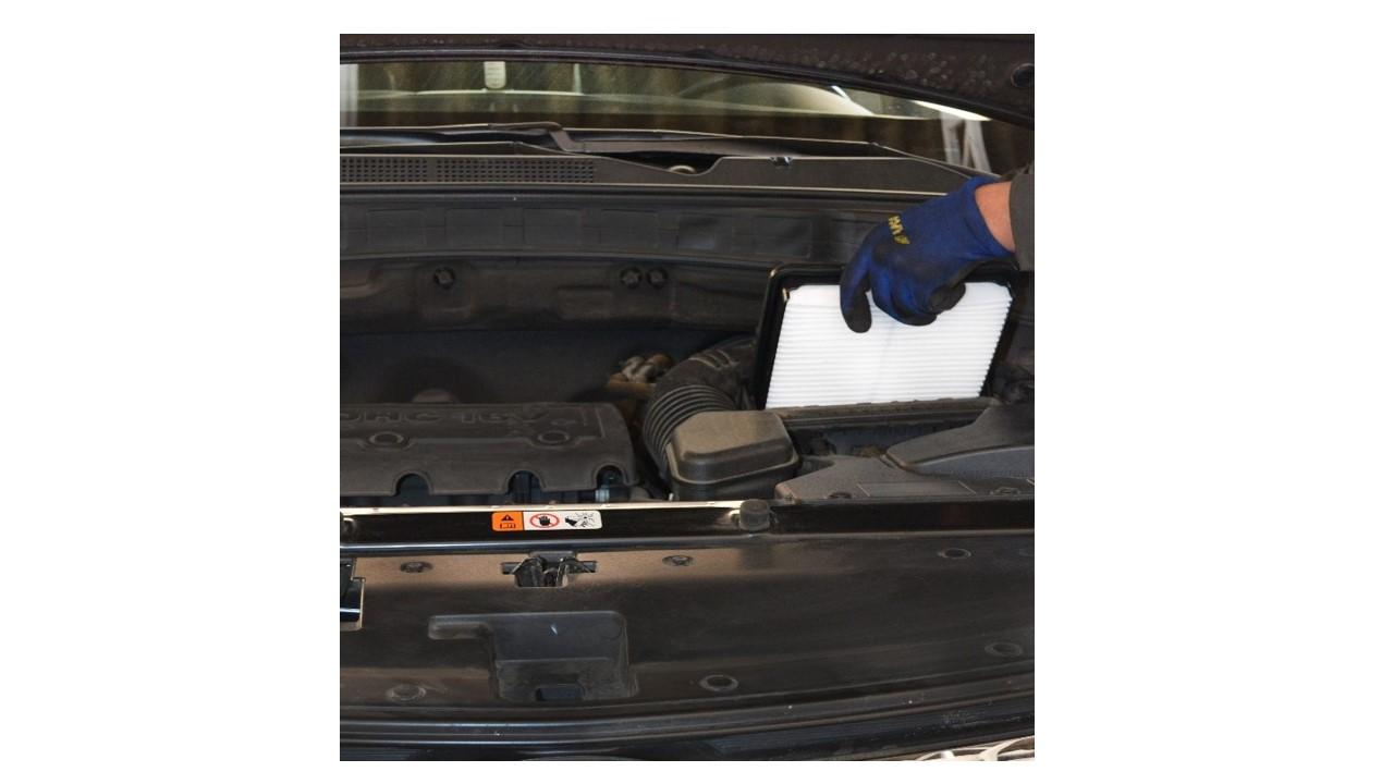 همه چیز درباره فیلتر هوای خودرو