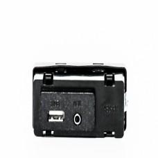 مجموعه رابط (AUX و USB)  / کیا هیوندای BYD / کدفنی 00-10390682