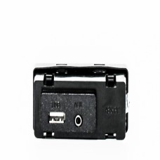 (AUX و USB)مجموعه رابط/  BYD S6 / کدفنی 00-10390682