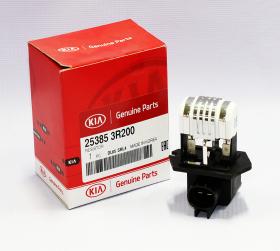 مقاومت فن رادیاتور / کیا کادنزاVG / کدفنی 253853R200