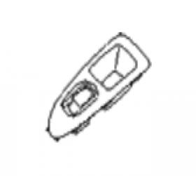 كلید شیشه بالابر عقب راست / کیا اپتیماMG / کد فنی 935852G700S8