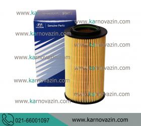 فیلتر روغن موتور / هیوندای آزراTG / کدفنی 263203C100