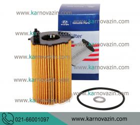 فیلتر روغن موتور / هیوندای آزراHG / کدفنی 263203CAA0