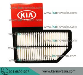 فیلتر هوای موتور / هیوندای ولوستر / کدفنی 281131R100