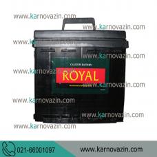 باتری رویال 60آمپر / هیوندای اکسنت / کدفنی 56030