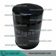 فیلتر روغن / خودروهای میتسوبیشی لنسر/ کد فنی MD360935