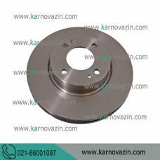 دیسک ترمز چرخ جلو / میتسوبیشی میراژ / کد فنی 4615A129