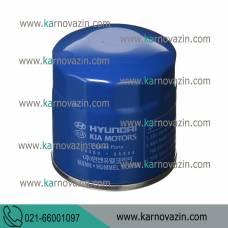 فیلتر روغن موتور/ هیوندای IX55 / کدفنی 2630035505