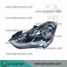 چراغ جلو راست / هیوندای ولوستر/ کدفنی 921022V120